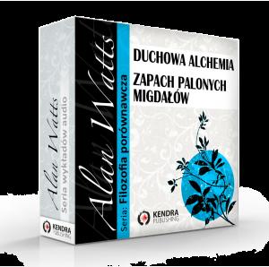 Duchowa alchemia i Zapach palonych migdałów - okładka